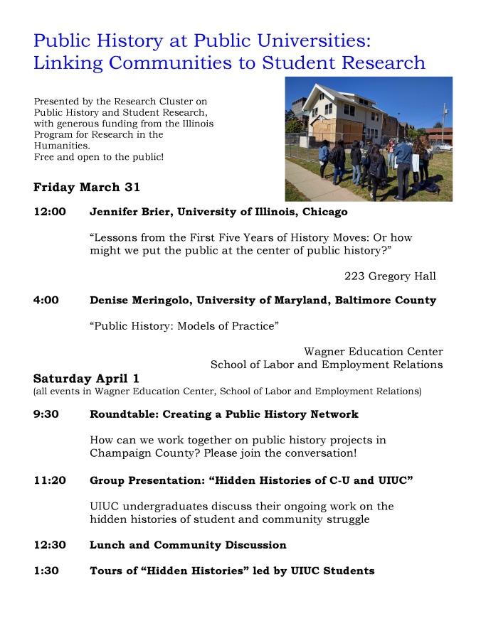 Public History at Public Universities Photo Flyer-page-0