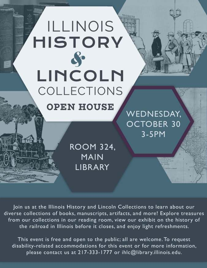 IHLC Open House Flyer